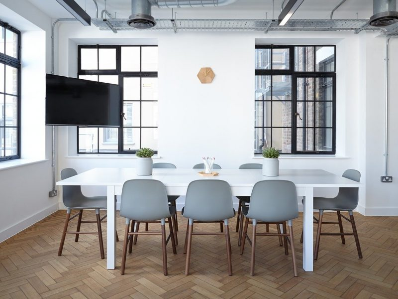 I grandi benefici nell'avere un ufficio moderno