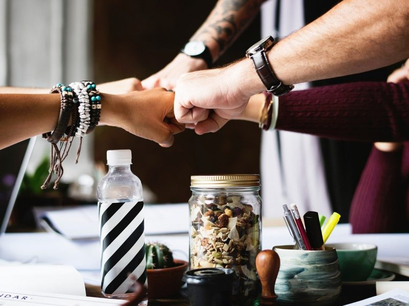 Come creare uno spazio ufficio libero da fattori di stress